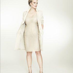 NEW Isabel Toledo for Lane Brayant Sheath Dress 22